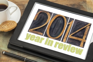 "Progress against cancer is subject of  ""2014 Year in Review"" on tablet"