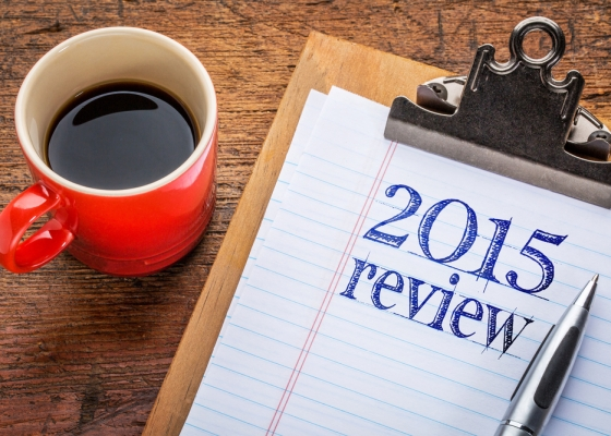 Reviewing top stories about progress against cancer in 2015
