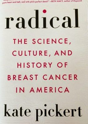 "Reviewing ""Radical"" by Kate Pickert"
