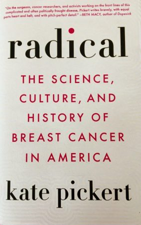"""Reviewing """"Radical"""" by Kate Pickert"""